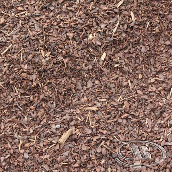 12mm Pine Bark Mulch at Budget Landscape & Building Supplies