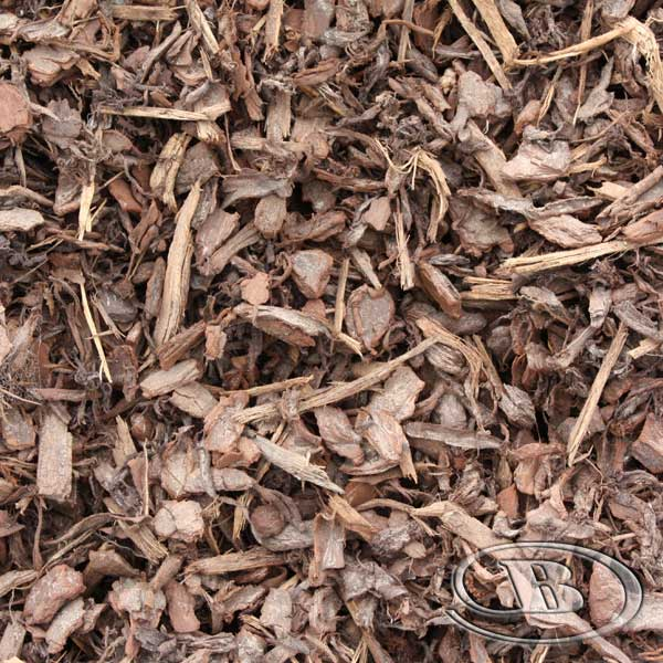 40mm Pine Bark Mulch at Budget Landscape & Building Supplies