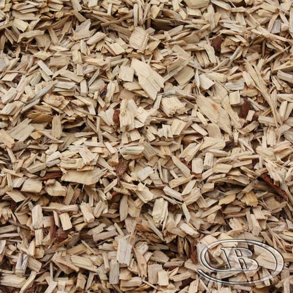 Pine Chip Soft Fall Mulch at Budget Landscape & Building Supplies