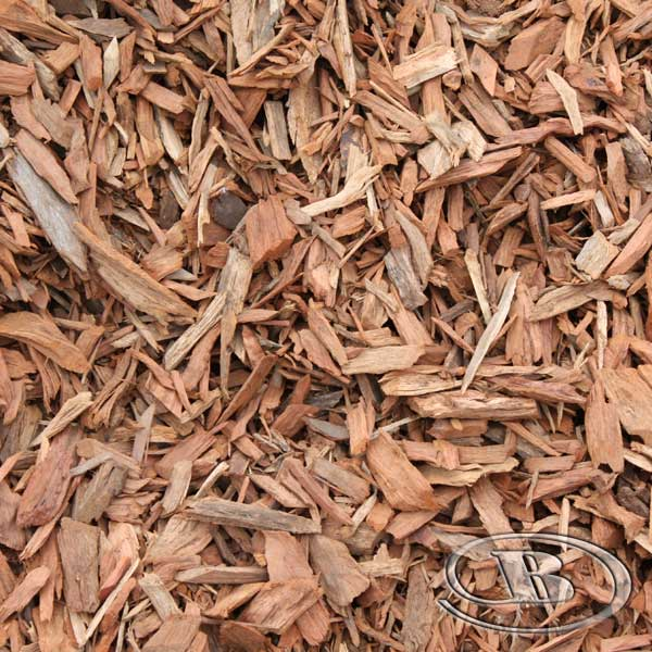 Red Gum Chip Mulch at Budget Landscape & Building Supplies