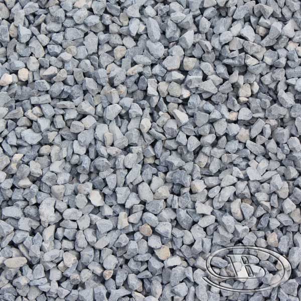 10mm Blue Gravel at Budget Landscape & Building Supplies