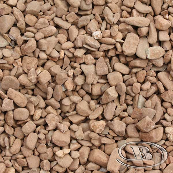 20mm-30mm Creek Pebble at Budget Landscape & Building Supplies