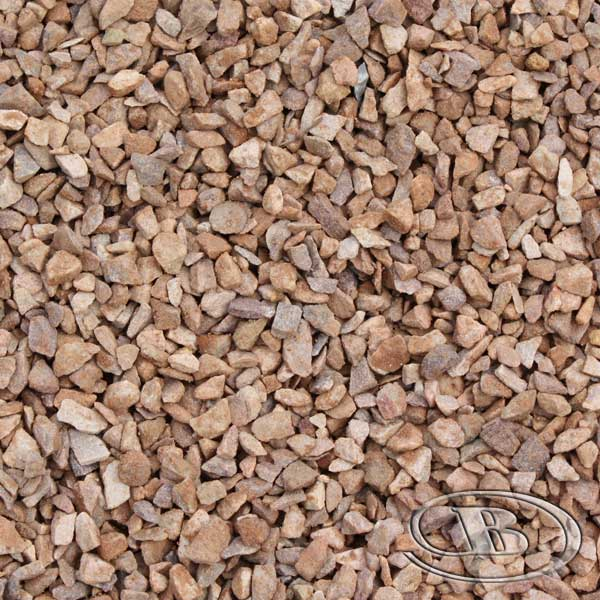 Crushed River Pebble at Budget Landscape & Building Supplies
