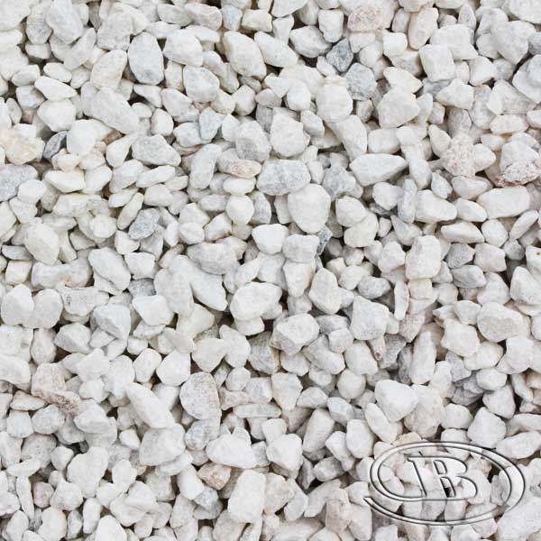 20mm Marble Chip Pebbles at Budget Landscape & Building Supplies