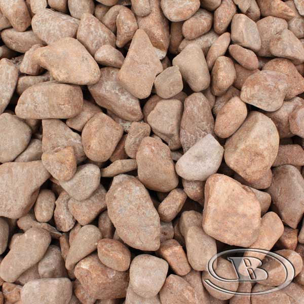 30mm River Pebble at Budget Landscape & Building Supplies