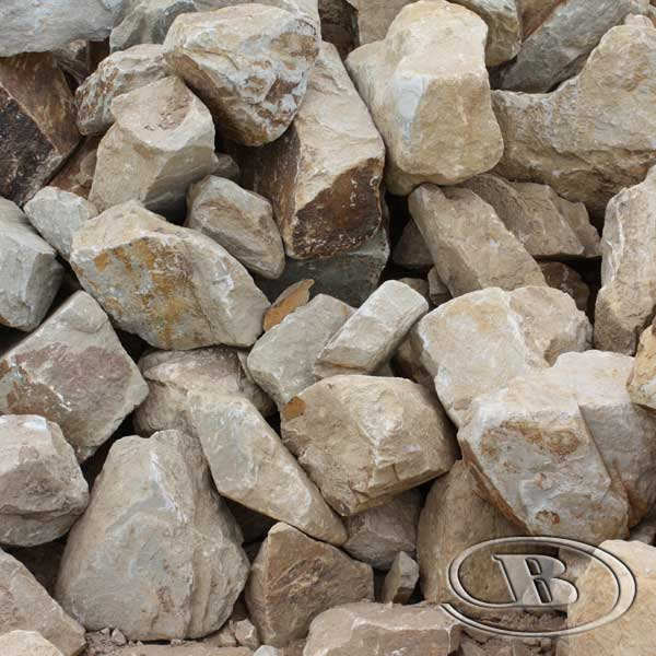 Basket Range Rocks at Budget Landscape & Building Supplies