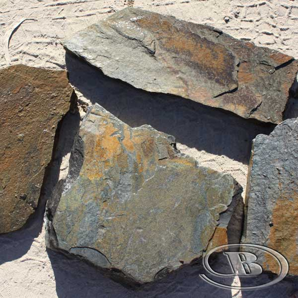 Kanmantoo Slate Rocks at Budget Landscape & Building Supplies