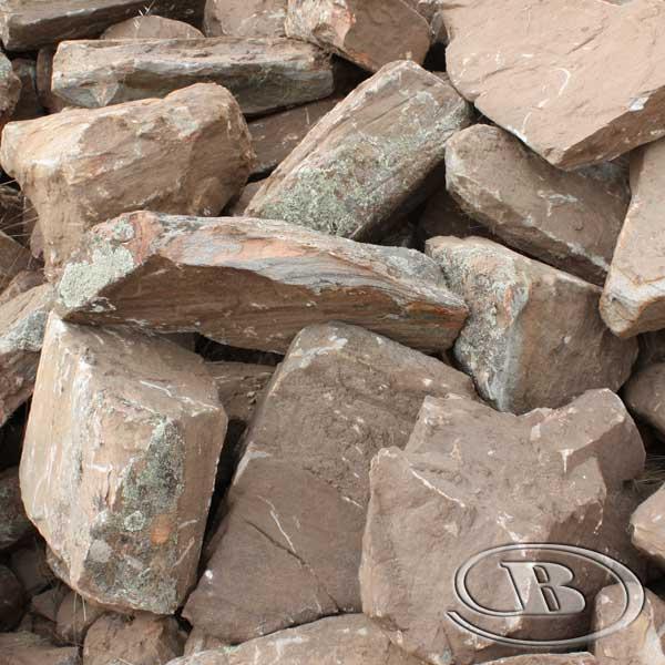 Moss Rocks at Budget Landscape & Building Supplies