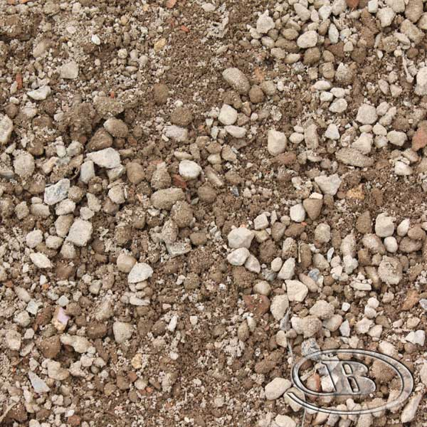 Recycled Rubble at Budget Landscape & Building Supplies