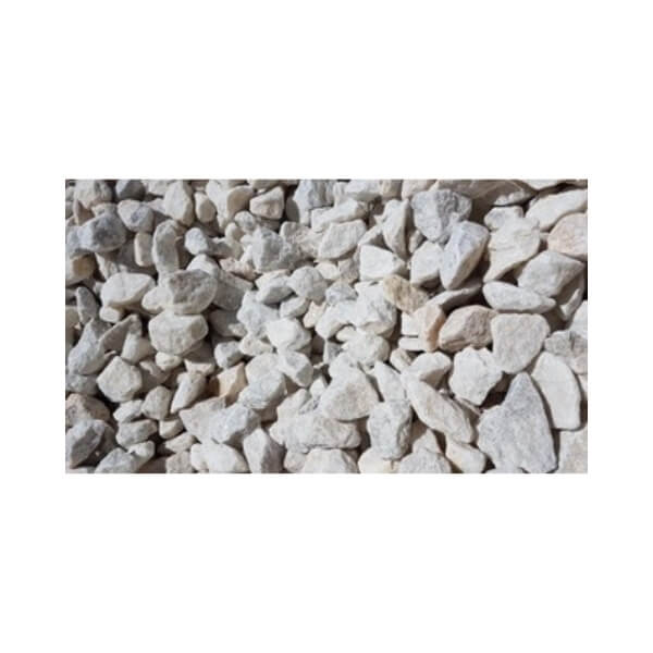50mm Marble Chip Pebbles at Budget Landscape & Building Supplies