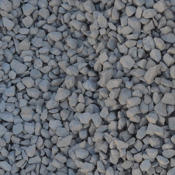 20mm Blue Gravel at Budget Landscape & Building Supplies