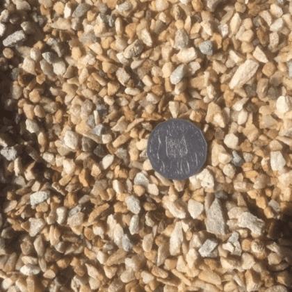 7mm Quartzite Gravel at Budget Landscape & Building Supplies