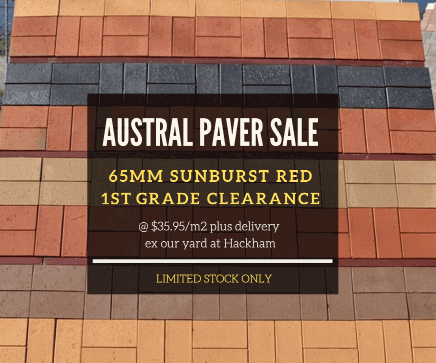 Austral Paver Sale
