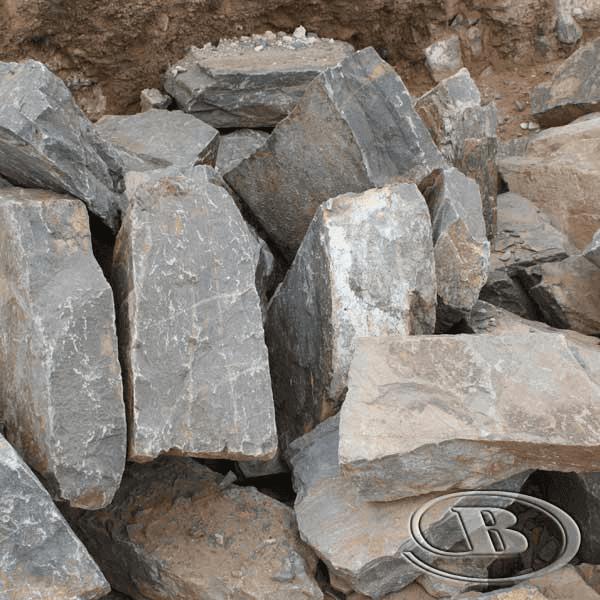 Blue Stone Rock