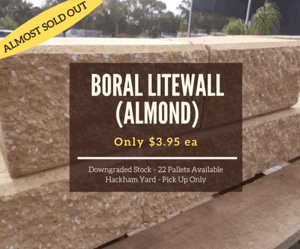 BORAL LITEWALL CHEAP-June 2020