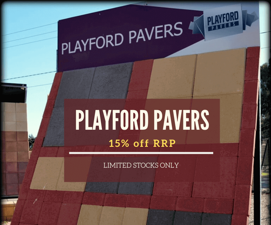 Playford Paver Sale