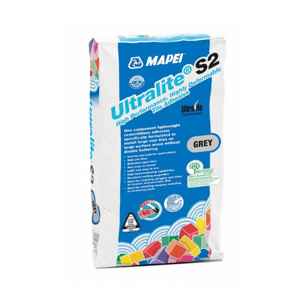 Mapei Ultralite S2 Grey