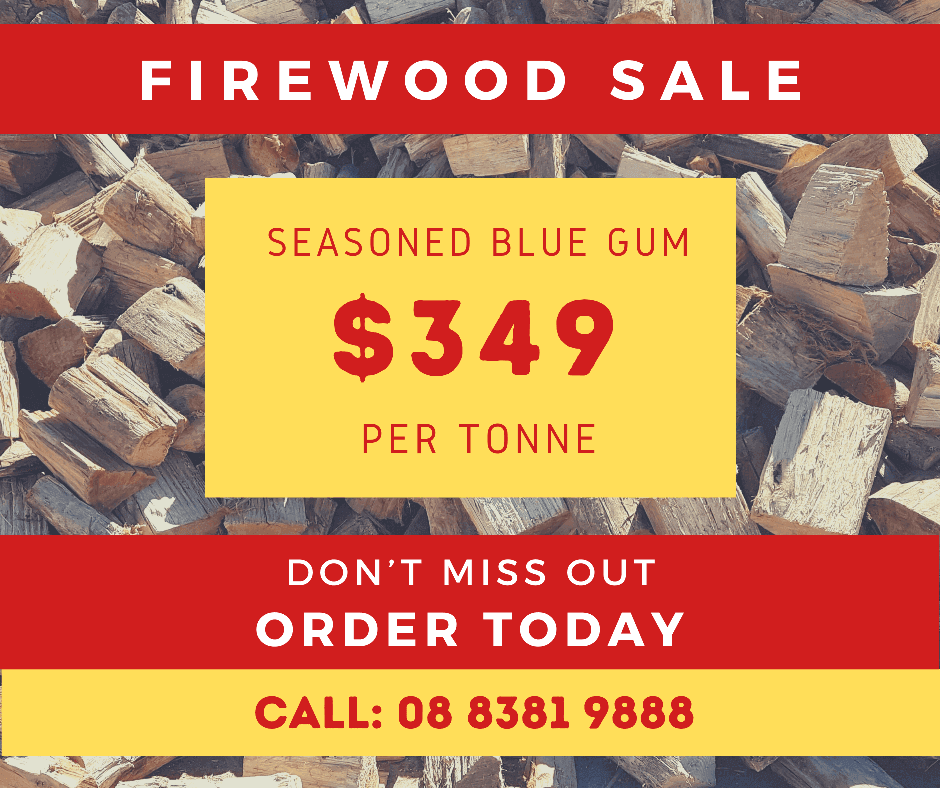 Bluegum Firewood Sale