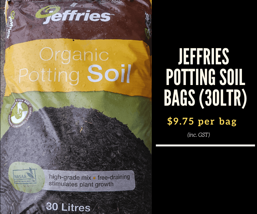 Jeffries Potting Soil Bags 2021