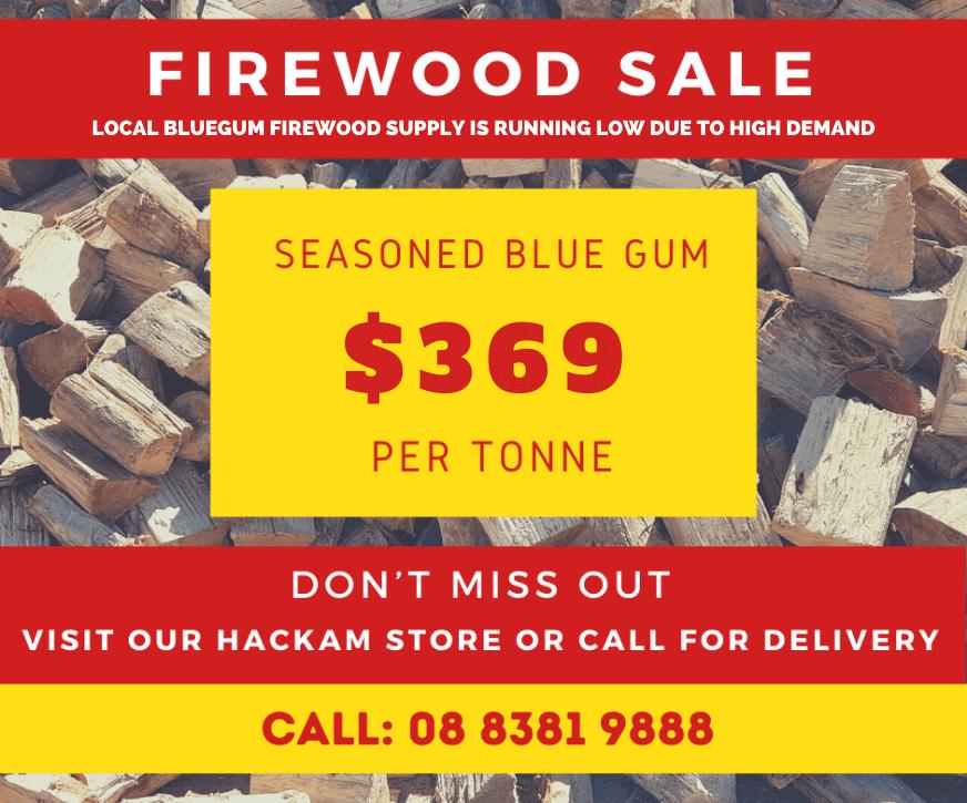 Firewood Sale - Aug'21
