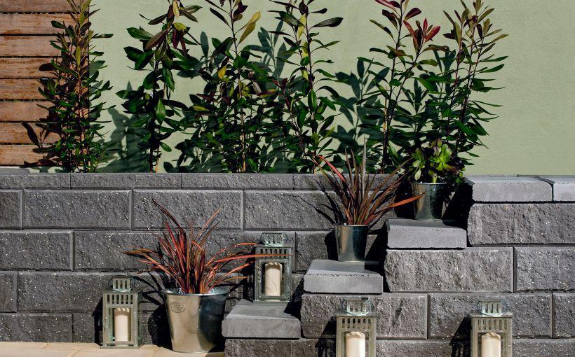 HEATHSTONE STANDARDS & GRAND - Boral Retaining Wall Sale